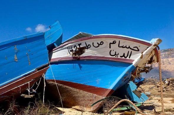 Szenische Lesung 'Ein Morgen vor Lampedusa'
